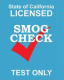 Smog-Check-test-only